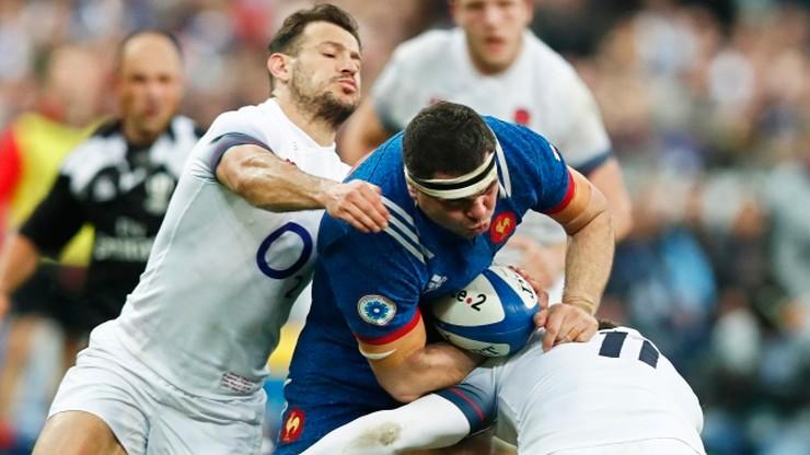Puchar Sześciu Narodów: Francja pokonała Anglię, Irlandia pewna triumfu