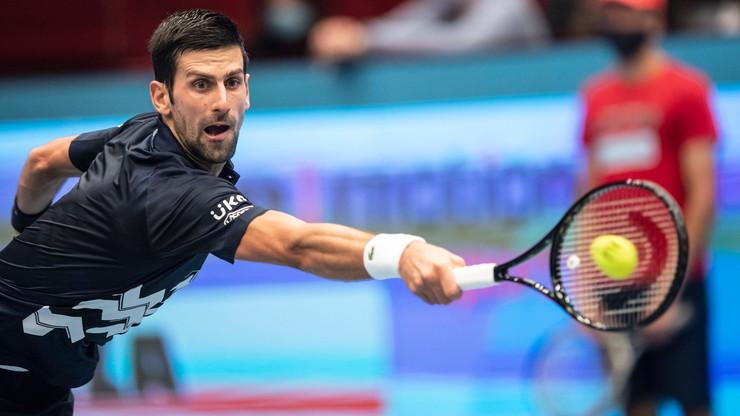 Ranking ATP: Novak Djoković wyrównał rekord Pete'a Samprasa