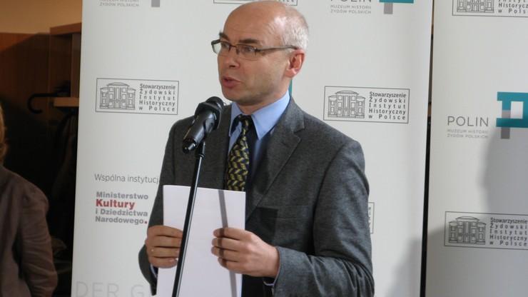 """""""Rząd doprowadził do nowego antysemityzmu"""". Dyrektor POLIN w wywiadzie dla """"Jüdische Allgemeine"""""""