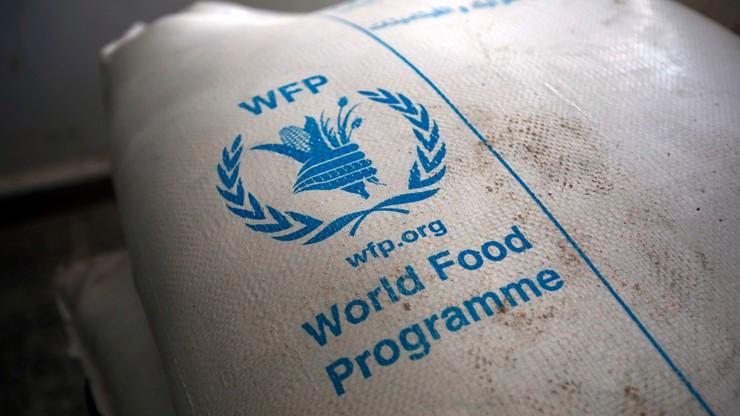 Program żywnościowy ONZ z Pokojową Nagrodą Nobla