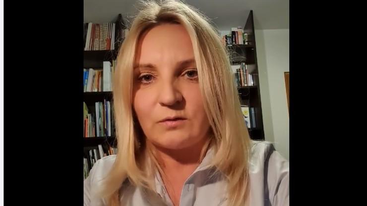 Agnieszka Ścigaj została posłanką niezrzeszoną