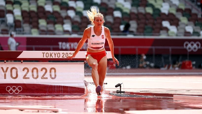 Tokio 2020: Siostry Konieczek odpadły w eliminacjach 3000 m z przeszkodami