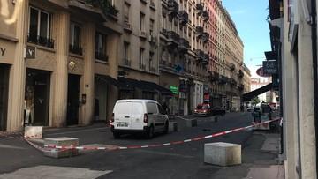 Eksplozja na deptaku w Lyonie. Są ranni