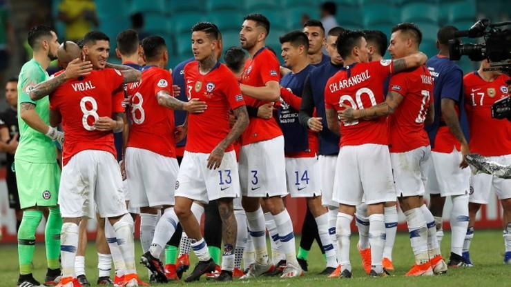 Copa America: Chile - Urugwaj. Transmisja w Polsacie Sport i Polsacie Sport Premium