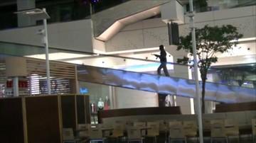 Strzały, panika i krew. Terroryści w centrum handlowym w Szczecinie. Ćwiczenia służb