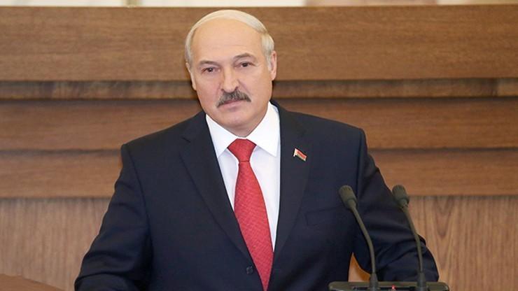 Łukaszenka: nie możemy się kłócić ani z Rosją, ani z Zachodem