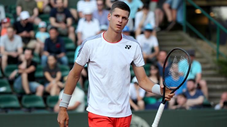 Rankingi ATP: W czołówce bez zmian, spadek Hurkacza