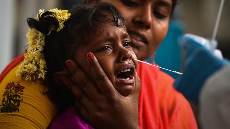 Wielka Brytania: dzieci nie cierpią z powodu długotrwałych symptomów COVID-19