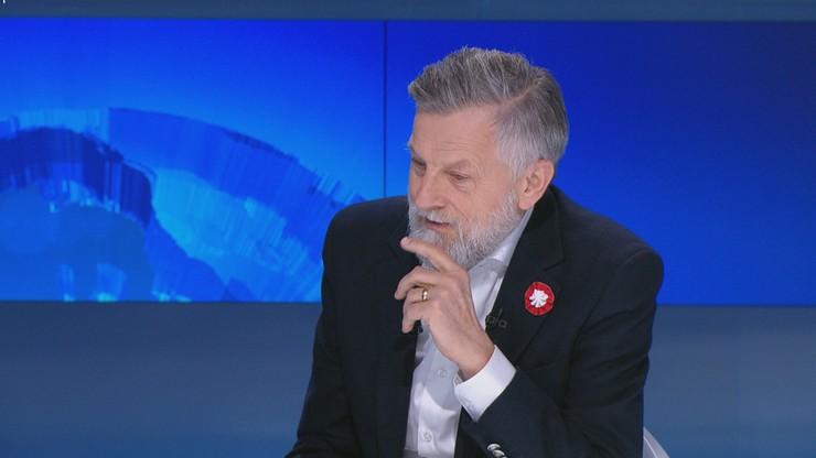 Prof. Zybertowicz: zostaną wydane pamiętniki, to Polacy docenią pracę tajnych służb