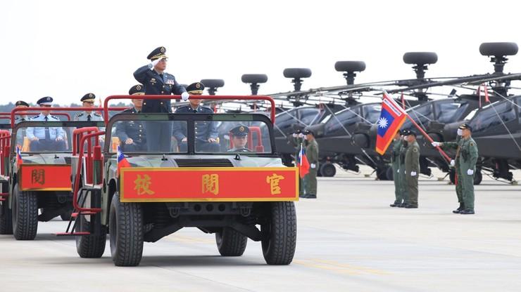 Biały Dom zamierza sprzedać Tajwanowi uzbrojenie o wartości 1,42 mld dolarów