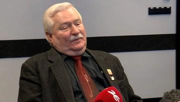 """""""Przysięgam, że nie przysięgałem po tamtej stronie"""". Wałęsa odpowiada IPN"""