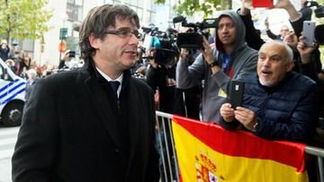 Adwokat: Hiszpania wydała już nakaz aresztowania Puigdemonta