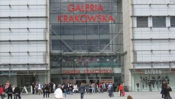 Bójka pseudokibiców w Galerii Krakowskiej