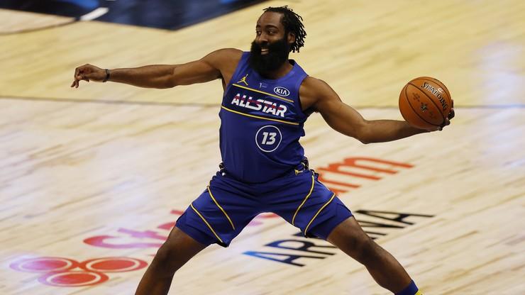 NBA: Przerwa Jamesa Hardena się przedłuża. Nie wiadomo kiedy wróci do gry