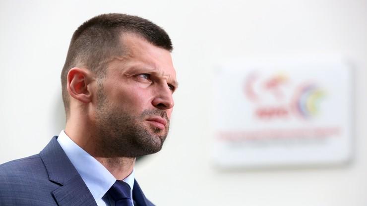 Szymon Kołecki nie ma złudzeń co do wyniku testu Adriana Zielińskiego