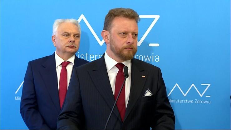 Pierwszy przypadek koronawirusa w Polsce. Zakażony pacjent przyjechał z Niemiec
