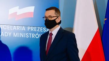 """Prezentacja Nowego Ładu przełożona.""""Życie i zdrowie Polaków najważniejsze"""""""