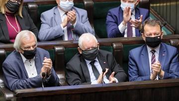 Zmiany w rządzie. Prezes PiS zabrał głos