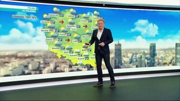 Prognoza pogody - niedziela, 17 października - rano