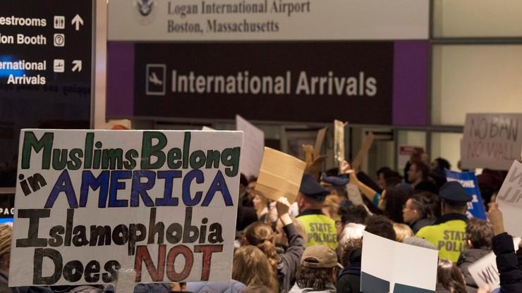 """Irak zwraca się do USA o """"ponowne rozważenie"""" restrykcji wjazdowych"""