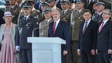 Macierewicz: nie byłoby niepodległej Polski bez żołnierzy 1920 roku