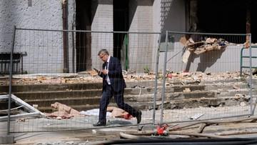 Bytom: lokatorzy kamienicy uszkodzonej w wybuchu gazu nie wrócą dziś do mieszkań