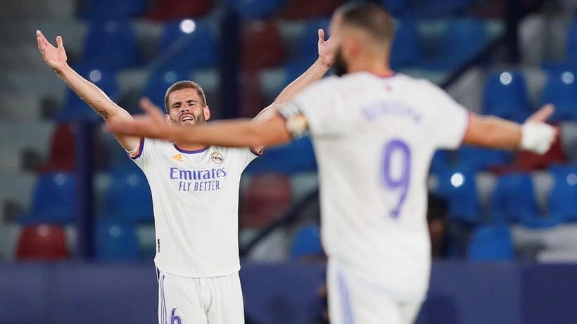 La Liga: Real Madryt uratował remis z Levante