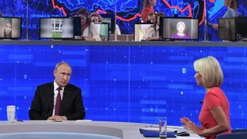 Putin: Rosja nie dąży do tego, aby być supermocarstwem