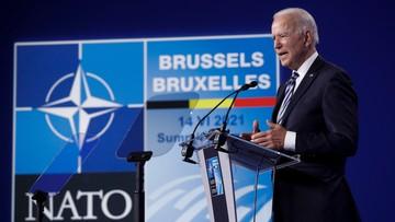Joe Biden: Władimir Putin jest godnym przeciwnikiem