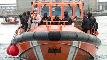 Frontex: w tym roku 350 tys. migrantów przybyło do UE