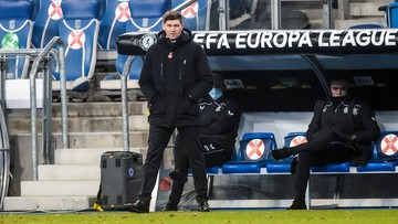 Gerrard: Oba mecze z Lechem były dla nas wyzwaniem