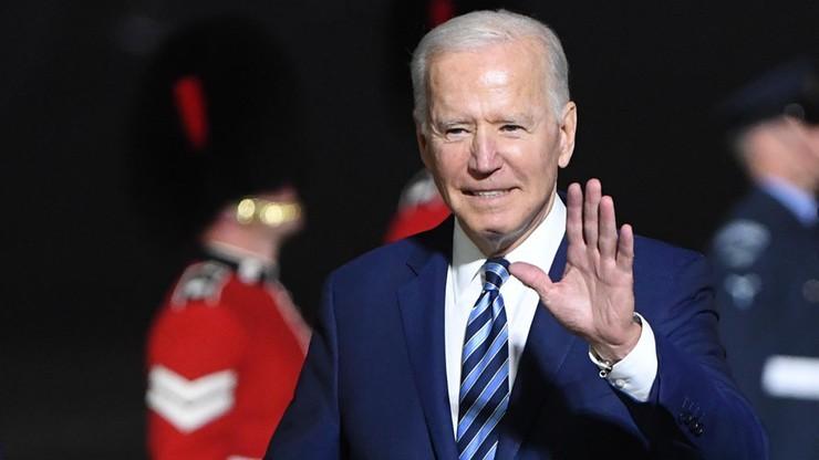 Biden: nie szukamy konfliktu z Rosją, ale zareagujemy zdecydowanie na szkodliwe działania