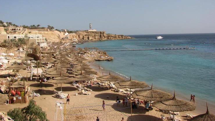 Atak nożownika na turystów w egipskim kurorcie. Dwie osoby nie żyją, cztery są ranne