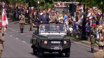 """""""To jest armia Rzeczypospolitej Polskiej, to nie jest niczyja armia prywatna"""". Prezydent na obchodach Święta Wojska Polskiego"""