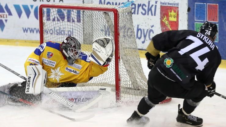 PHL: Ludzie poszli spać, a oni wciąż grali. Rekordy na lodzie w Nowym Targu