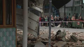 """2021-09-22 Australia. Trzęsienie ziemi w Melbourne. """"Panika wśród mieszkańców"""""""