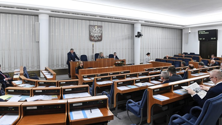 Senat: komisja za przyjęciem noweli o Sądzie Najwyższym bez poprawek