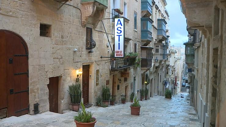 Malta: w tym hotelu zatrzymał się Kajetan P. Unikatowe zdjęcia Polsat News
