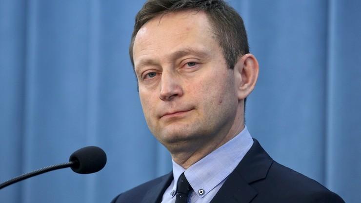 Paweł Rabiej zrezygnował z funkcji rzecznika Nowoczesnej