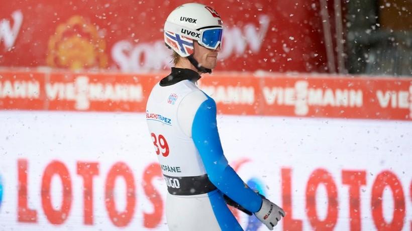 Daniel Andre Tande wraca do rywalizacji na skoczni