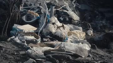 Plastik, szkło i odpady po remoncie… Wody Polskie walczą z plagą śmieci