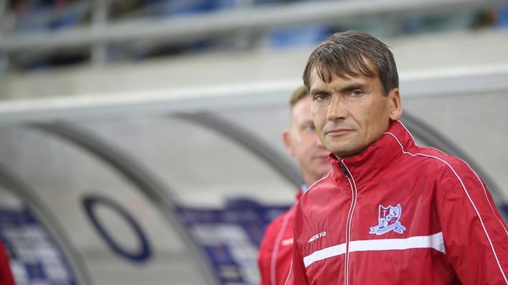 Nice 1 Liga: Trener Podbeskidzia Bielsko-Biała zwolniony