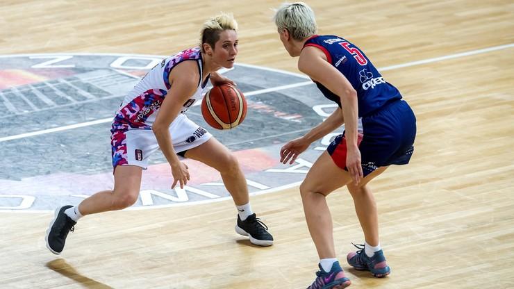 Energa Basket Liga kobiet. Trener Artego: Mój zespół pokazał charakter