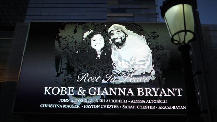 NBA: Derbowy mecz Lakers przełożony ze względu na śmierć Bryanta