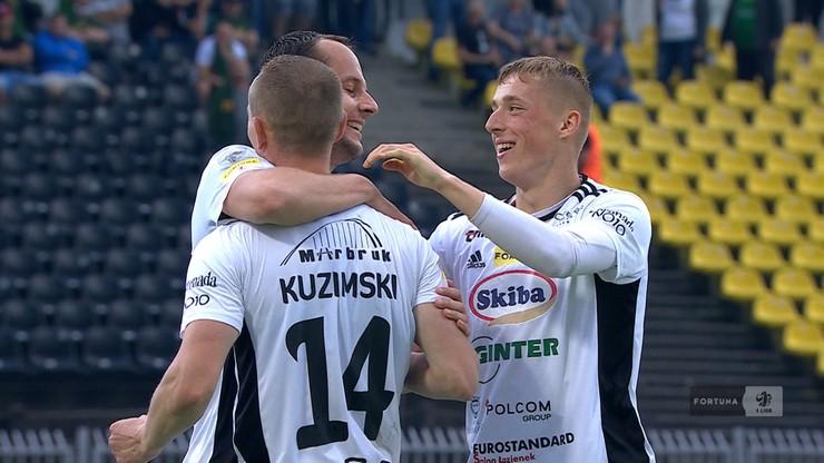 Fortuna 1 Liga: Sensacyjne zwycięstwo Chojniczanki
