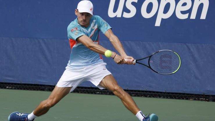 US Open: Alex de Minaur już w ósemce. To jego pierwszy ćwierćfinał