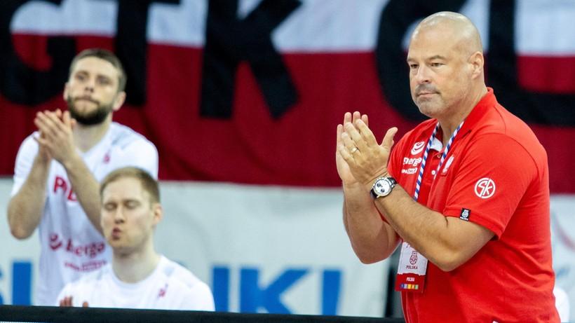 Mike Taylor przestał pełnić funkcję selekcjonera reprezentacji Polski