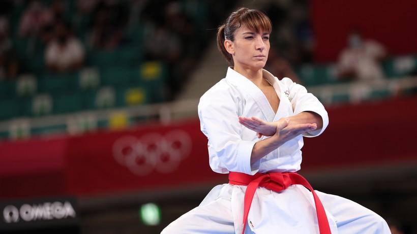 Tokio 2020: Sandra Sanchez historyczną mistrzynią olimpijską w karate