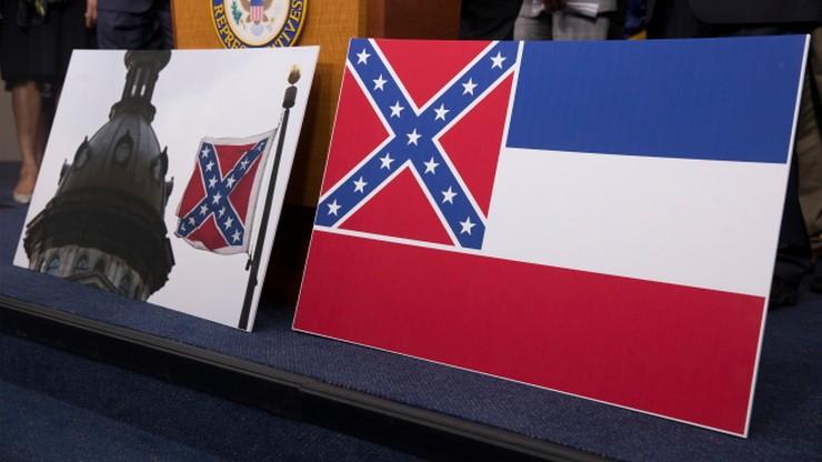 Amerykański stan zmienia swoją flagę