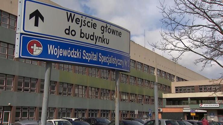 Konflikt w szpitalu w Rybniku. Lekarze nie godzą się na nowe warunki pracy